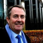 Liam Fox MP (Photo by  Thomas Solberg)