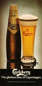 The Carlsberg Brewery have been using the same yeast for 130 years, during which time it has gone through over 4-and-a-half million generations.