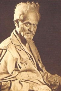Wiccan Gerald Gardner popularise witchcraft in the United Kingdom.