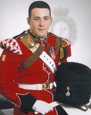 British soldier, Lee Rigby, was murdered by Muslim extremists near London