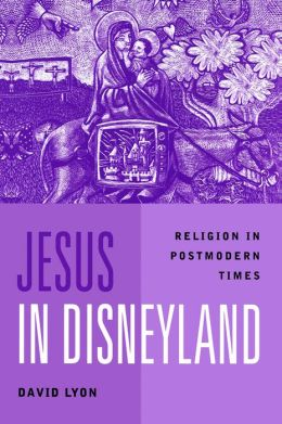 Jesus in Disneyland