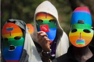 Ugandan homosexual activists have learnt well from Western pro-sodomy propaganda.