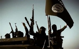 ISIS troops have swept through Iraq butchering and raping Christians in the name of Jihad.