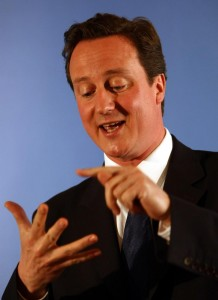 David Cameron counting the ways 'gay-marriage' has destroyed real marriage.