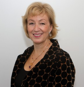 Andrea Leadsom - the only Conservative leadershop candidate who voted for a Referendum