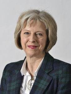 Rt Hon Theresa May MP