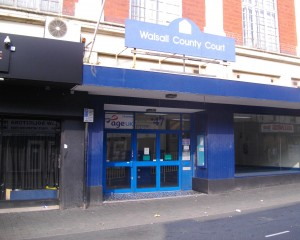 Walsall Family Court