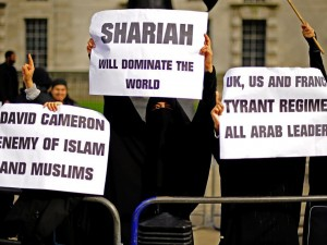 Muslim women are not all opposed to Sharia