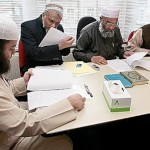Kadhis (judges) of the Sharia Council delve into Islamic law