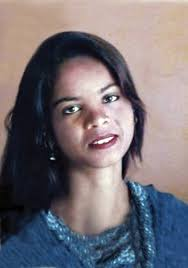 Asia Bibi: still facing execution on a trumped-up charge of blasphemy