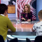 Victoria Derbyshire interviewing 'Jason' and her mother Leanne