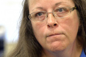 Rowan County Clerk Kim Davis refused to issue marriage licenses to homosexual couples.