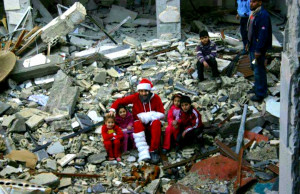 For the first time in five years Christmas was celebrated in Aleppo. Most British MPs thought the liberation of the east of the city from Al-Nusra Front was a bad thing.