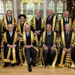 The judges of the UK Supreme Court
