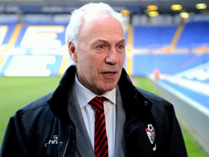 Bournemouth AFC Chairman Jeff Mostyn