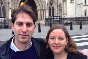 Charles Keidan and Rebecca Steinfeld are challenging the Civil Partnership Act