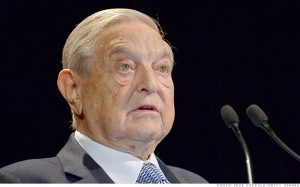 Globalist financier George Soros provided funding for anti-Brexit Avaaz and has destabilised nations all over the world while pushing an anti-Christian agenda in Africa.