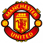 The Manchester United coat of arms