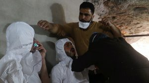 The Idlib Gas Attack - is it real and what would Assad gain?