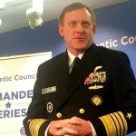Admiral Mike Rogers is talking up Russian hacking despite there being no evidence of it.