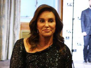 Bruce Jenner as 'Caitlin'
