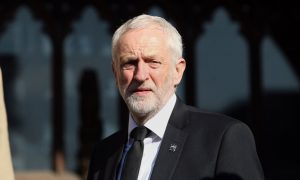 Jeremy Corbyn says foreign wars have put us at risk.
