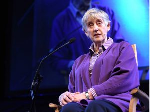 Dame Stella Rimington, former Director General of MI5