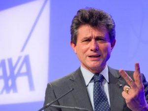 Henri de Castries, Chairman of Bilderberg
