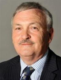 Councillor Alan Jarrett, leader of Medway Council