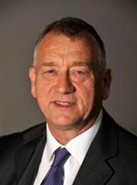 Councillor David Wildey is Mayor of Medway Council.