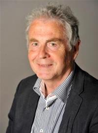 Former Mayor of Medway, Councillor Stuart Tranter
