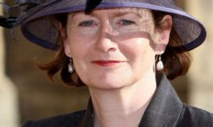 Dame Helen Ghosh - the 'condescending' director general of the National Trust is to be replaced next March.