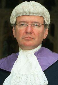 Judge Nicholas Loraine Smith