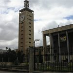 The Kenya Parliament Building