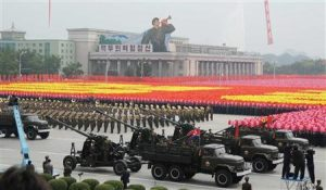 1.2 million personnel serve in the North Korea armed forces