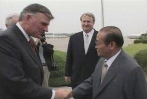 Franklin Graham Meets North Korean Christians in 2008