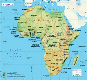 In the whole of Africa, only South Africa, under a constitution drafted by Westerners, allows homosexuals to get 'gay-married'