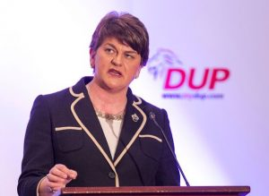 Arlene Foster and the DUP have kept Theresa May honest over Brexit Can they do the same in respect of the LGBT action plan?