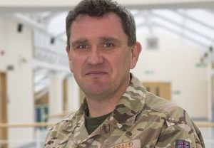 General Sir James Everard is Patron of the Army LGBT Forum
