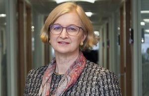 Amanda Spielman, head of Ofsted