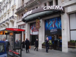 Ex-gay movie 'Voices of the Silenced' was due to be shown at Vue Cinema Piccadilly Circus.