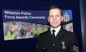 Detective Sergeant Nick Bailey