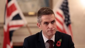 Childish - Her Majesty's Secretary of State for Defence, Rt Hon Gavin Williamson.