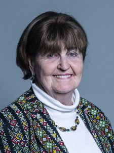 Baroness Cox campaigns tirelessly for persecuted Christians worldwide