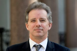 Ex-MI6 man Christopher Steele compiled the Trump Russian Dossier