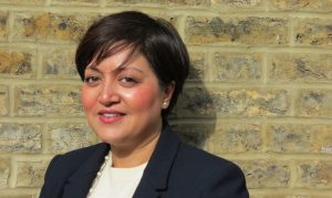 The new mayor of Newham is Labour's Rohksana Fiaz