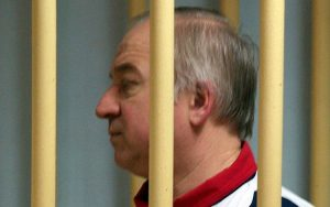 Sergei Skripal in the dock in 2006