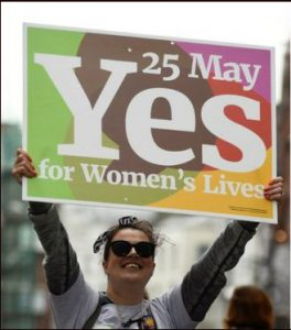 The Republic of Ireland has voted for the evil of abortion with duplicitous language employed by the 'Yes' side.