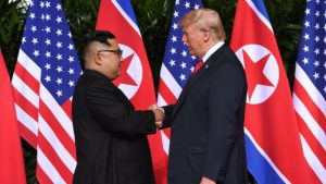 What does this Trump / Kim handshake mean for the Christians of North Korea?