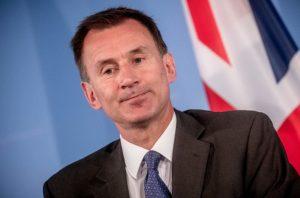 British Foreign Secretary Jeremy Hunt (Michael Kappeler /AFP/Getty Images)